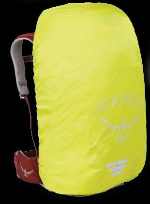 Ultralight High Vis Raincover - Osprey -
