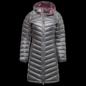 Pearth Down Coat - Yeti