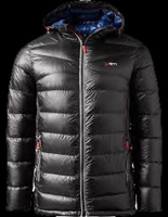 Ace H-Box Down Jacket - Yeti