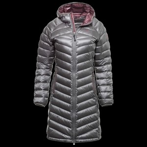 Pearth Down Coat Fem - Yeti