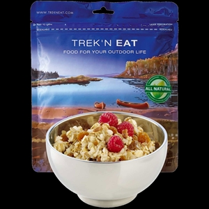 Закуска - Swiss Muesli with milk - Trek'n Eat(Made in Germany)