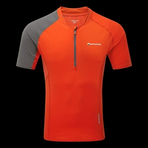 Fang Zip T-shirt - Montane