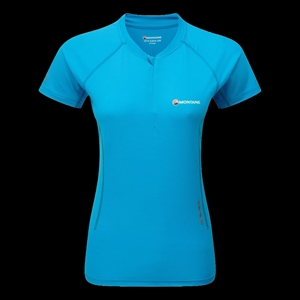 Snap ZIP T-shirt - Montane