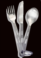 Titanium 3 -piece Cutlery Set - Katadyn-Optimus